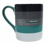 Mercedes AMG Petronas F1 Striped Mug