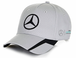 Mercedes AMG F1 Grey Team Hat