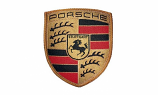 Porsche Crest Logo Patch