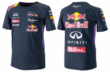 Infiniti Red Bull Racing Kids Sponsor Tee Shirt