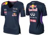 Infiniti Red Bull Racing Ladies Tee Shirt