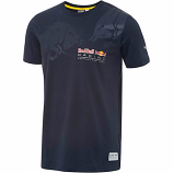 Puma Red Bull Racing Logo Tee