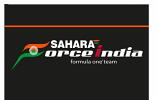 Sahara Force India Team Flag