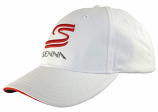 Ayrton Senna SS White Hat