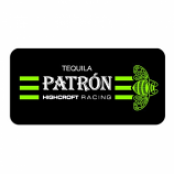 Patron Highcroft Racing Magnet