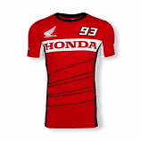 Marc Marquez Honda Racing #93 Logo Tee