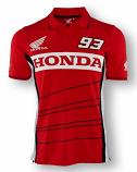 Marc Marquez Honda Racing Polo