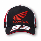 Honda Racing Marc Marquez Black Hat