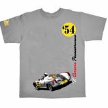 Hunziker Carrera Panamericana 1954 Tee Shirt