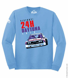 Hunziker Batmobile 3.0 Touring Long Sleeve Tee
