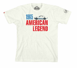 Hunziker GT350 Cream Tee Shirt